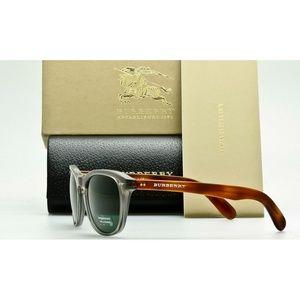 NWT Authentic Mens Burberry Sunglasses